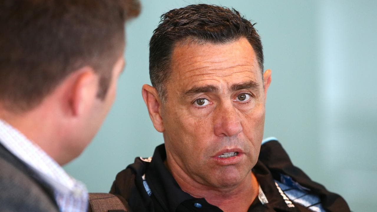 Cronulla Sharks coach Shane Flanagan will reportedly be handed an indefinite ban from the NRL.