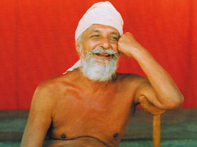 Swami Satyananda Saraswati died in 2009