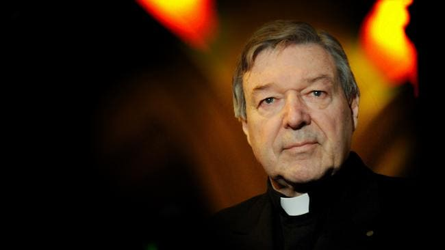 Cardinal George Pell was convicted in December. Picture: Tracey Nearmy/AAP