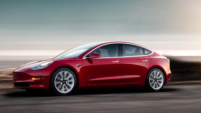 Mass production: Tesla has finally achieved its goal of 5000 Model 3s produced a week.