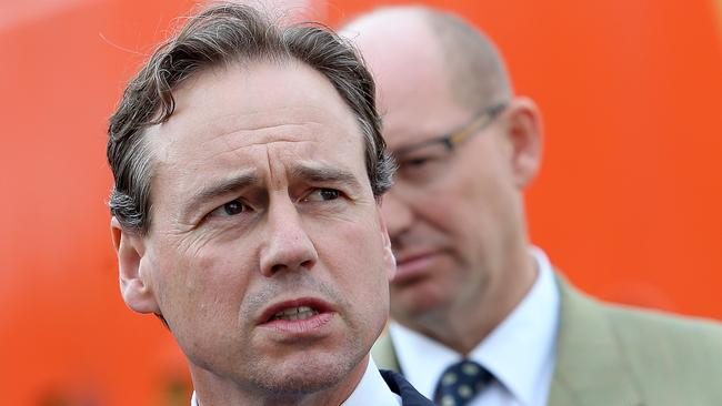 """Very hopeful and expectant"" ... Federal Environment Minister Greg Hunt believes the carbon tax will be axed."