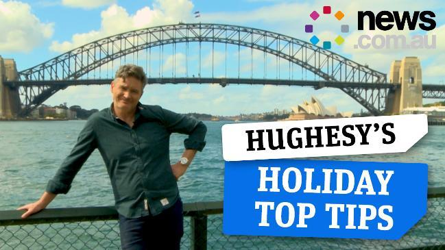 Hughesy's Family Holiday Tips