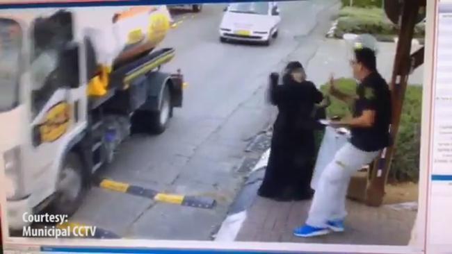 Palestinian woman stabs Israeli guard