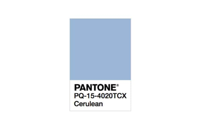 Pantone through the ages: every single Colour of the Year since 2000