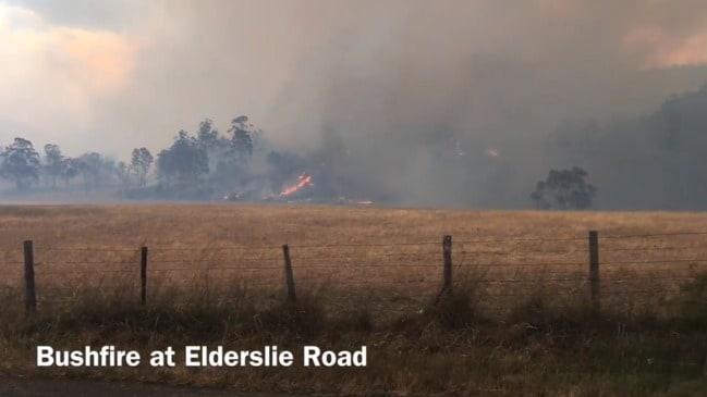 Pelham Fire Tasmania