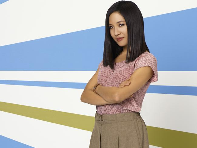 Constance Wu stars in Fresh Off the Boat. Picture: Channel 10