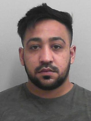 Ion Boboc, 26, was also arrested. Picture: Avon and Somerset Police