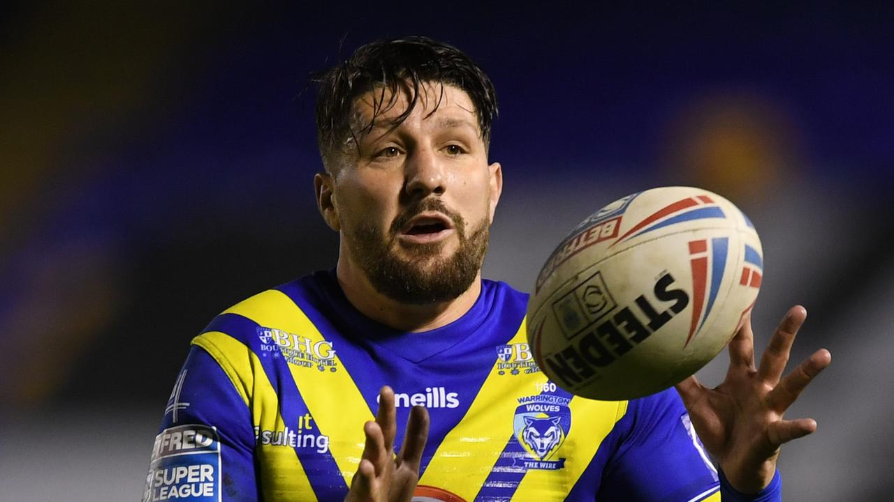 Gareth Widdop was eyeing a move to the NRL. (Photo by Gareth Copley/Getty Images)