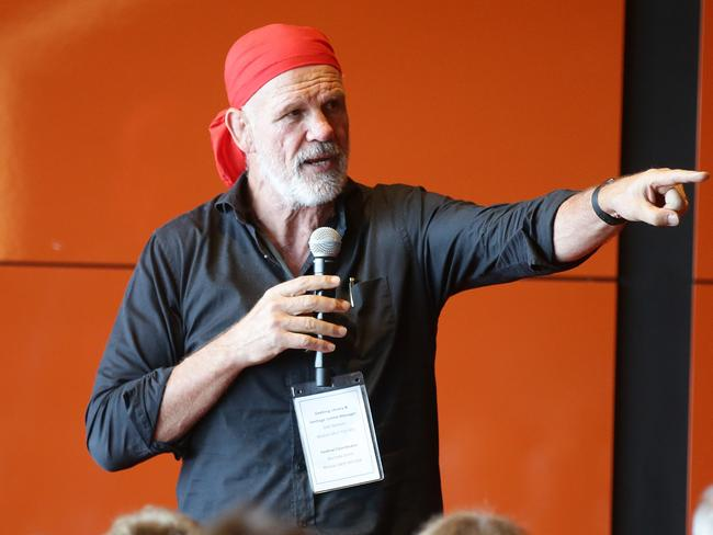 Peter FitzSimons has been vocal around concussions.