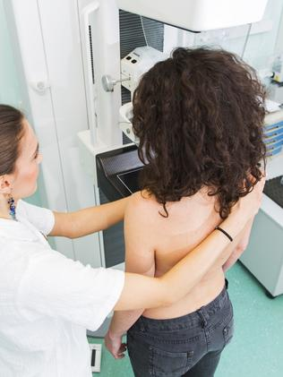 Regular breast cancer checks are very important.