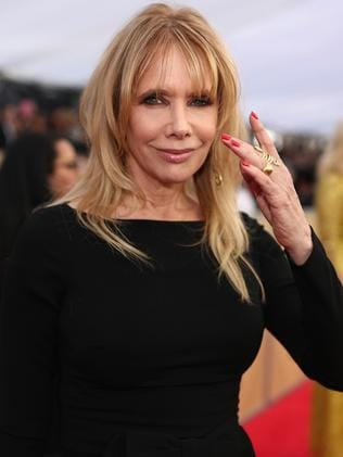 As is Rosanna Arquette. Picture: Getty
