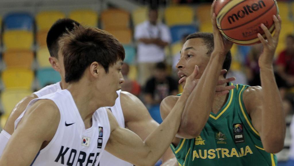 Rio 2016 Australian Boomers Squad For Selection Camp Dante