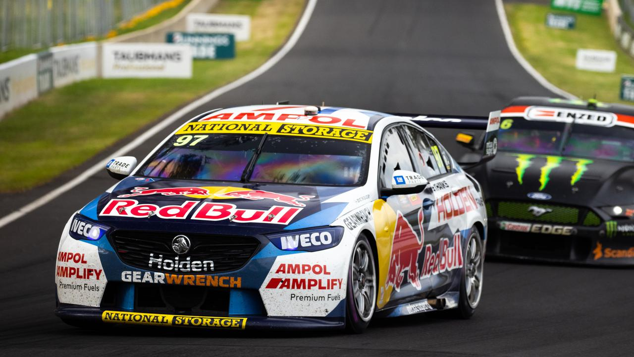 V8 Supercars returns to Bathurst this weekend.