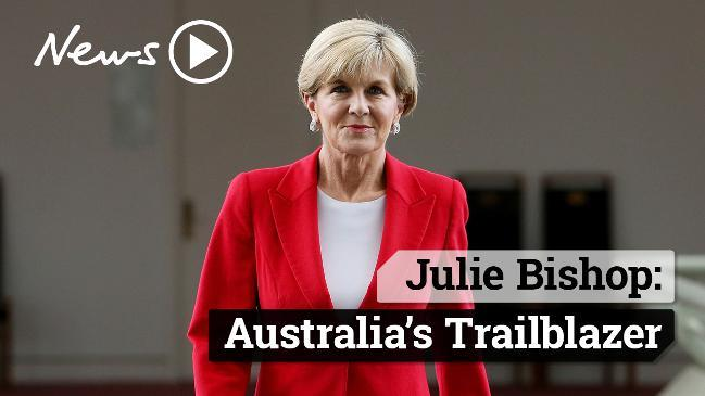 Meet Julie Bishop: Australia's Trailblazer