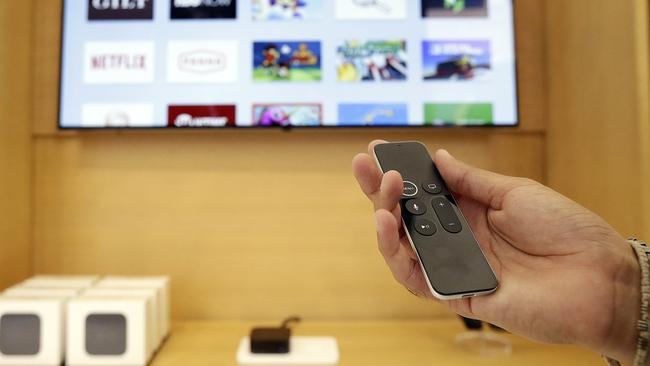 Apple TV: 4K video only for streaming, not downloads