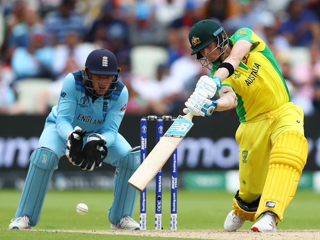 Smith reminded Australia what they were missing.