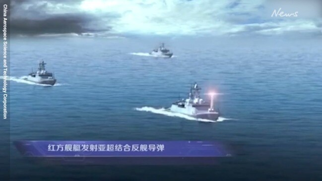 China's terrifying new arsenal revealed