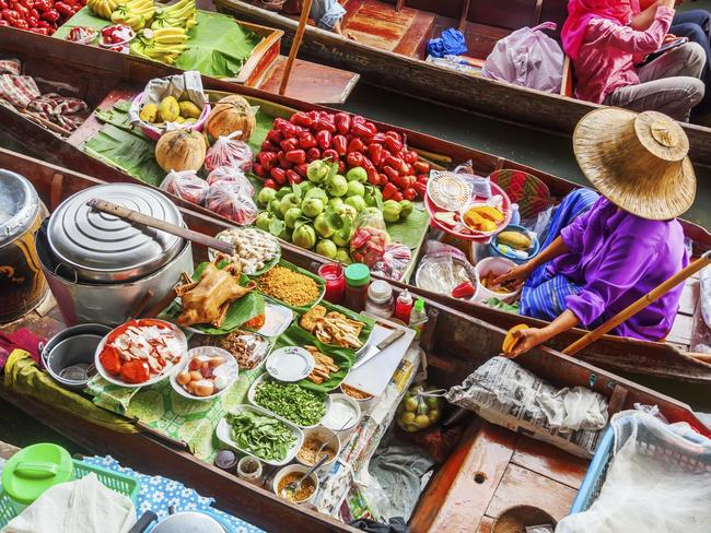 Prices to Bangkok are best if you aim to travel on a Monday. Picture: iStock