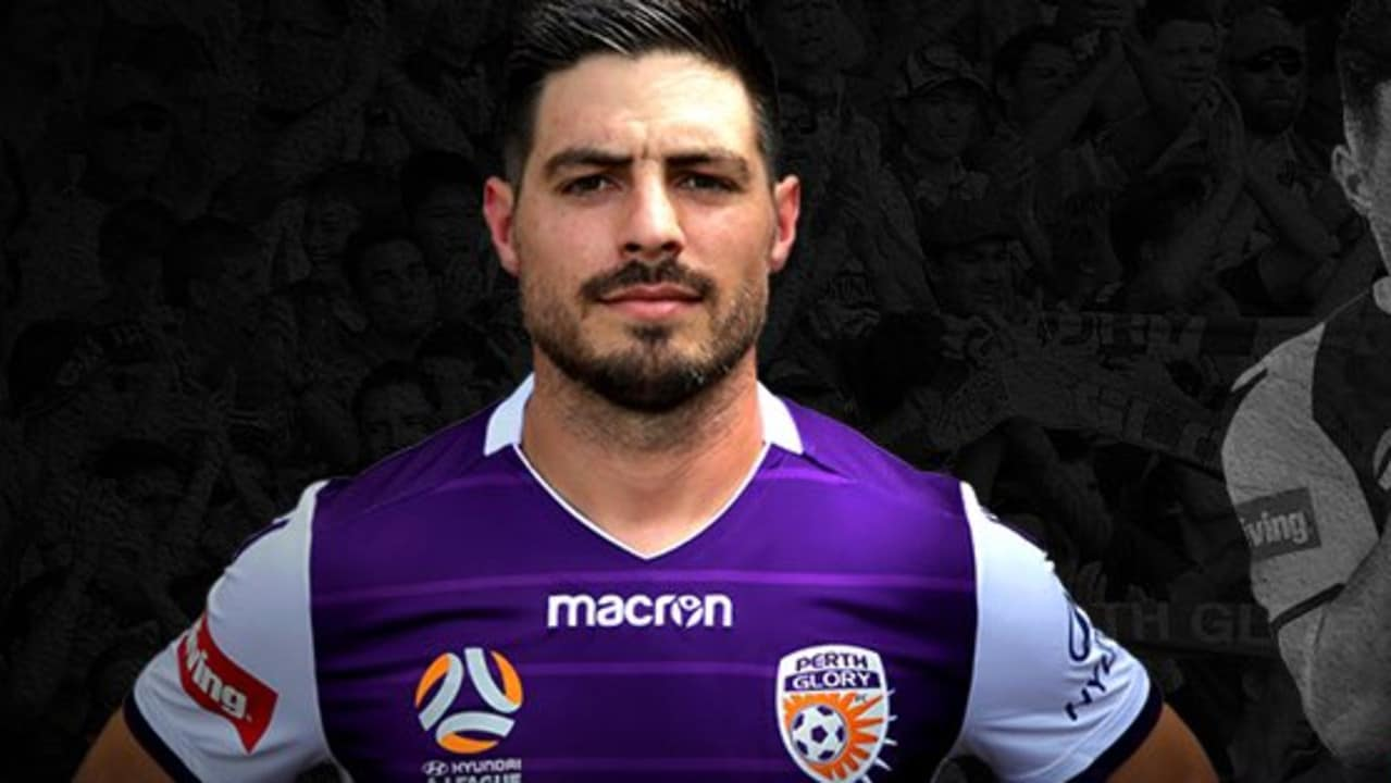 Bruno Fornaroli has signed a two-year deal with Perth Glory