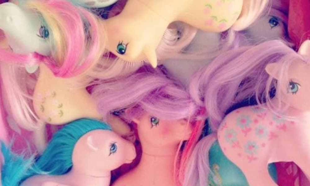 The original My Little Pony's are making a comeback