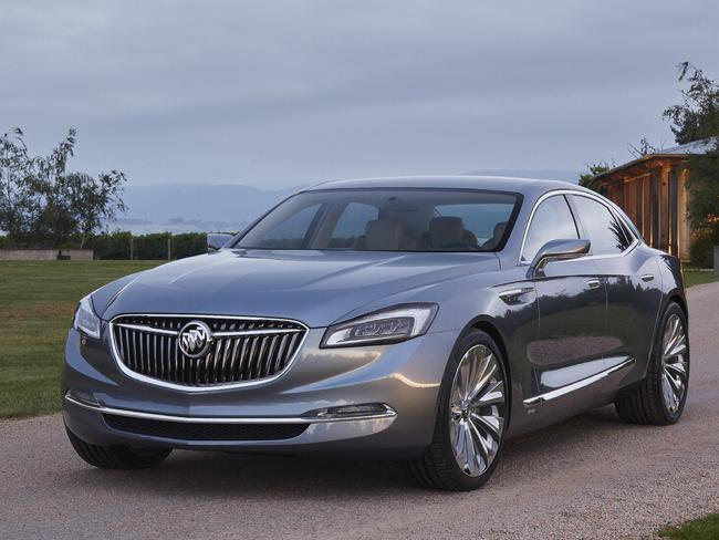 Buick may have a stale image overseas but it is enjoying a resurgence in the US.