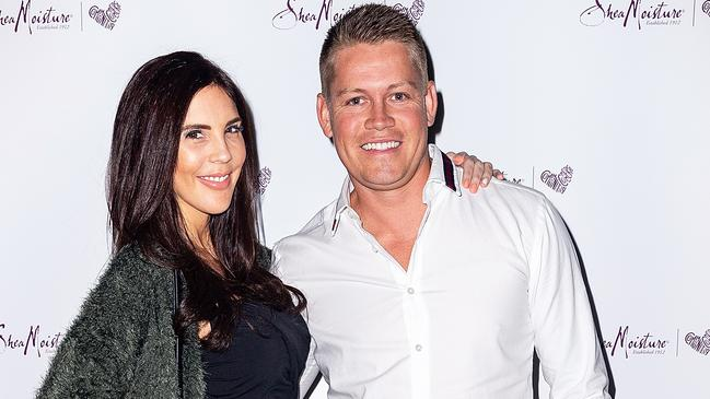 On Monday Tracey Jewel revealed she had split from Sean Thomsen. Picture: Daniel Pockett/Getty Images