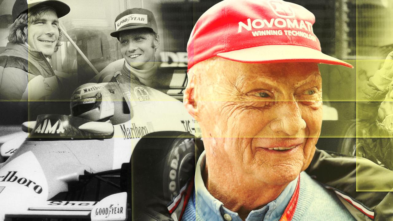 Niki Lauda passed away on Tuesday morning at the age of 70.