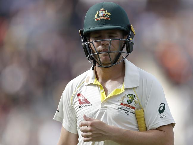 Marcus Harris endured a forgettable 2019 Ashes campaign, where his top score was 19.