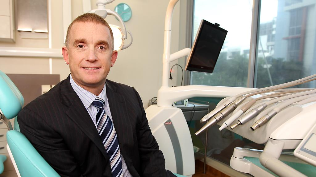 Ex-boss of Gold Coast dental group Smiles Mike Timoney under