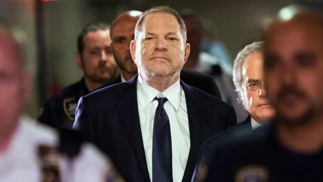 Harvey Weinstein is facing charges of sex assault