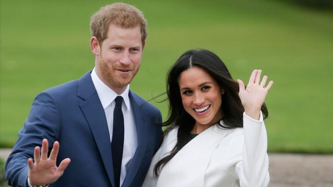 The Duchess of Sussex is seeking damages from Associated Newspapers Ltd. Picture: AFP/Daniel LEAL-OLIVAS