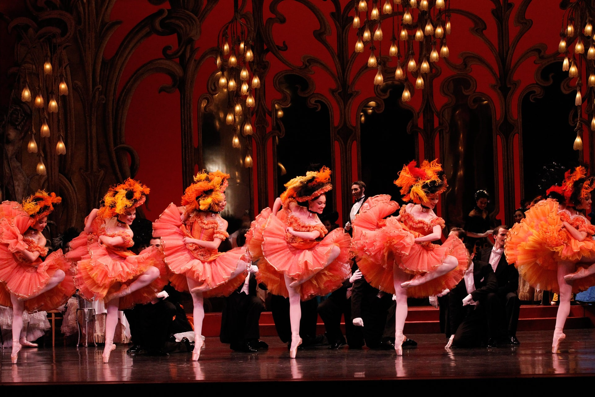 Win a glamorous night out at the ballet for you and three friends
