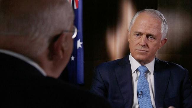 Malcolm Turnbull addressed that infamous phone call with Donald Trump in an interview with Laurie Oakes.