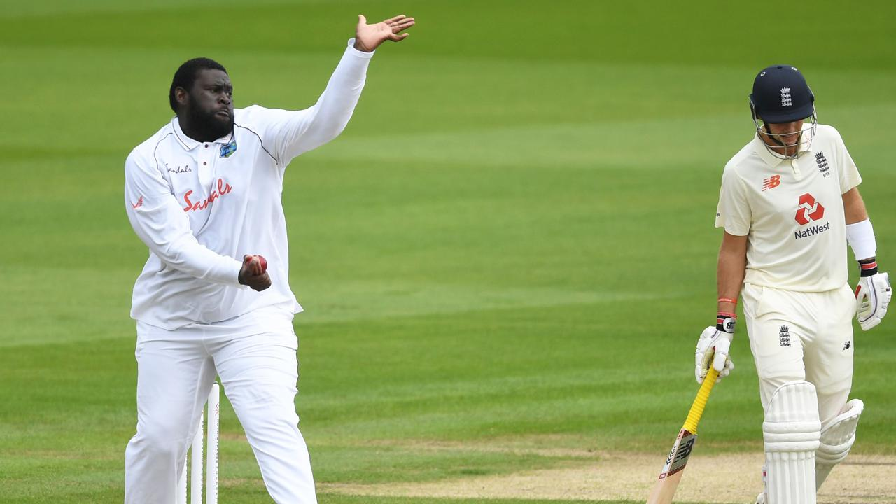 Rahkeem Cornwall was called up for the third Test.