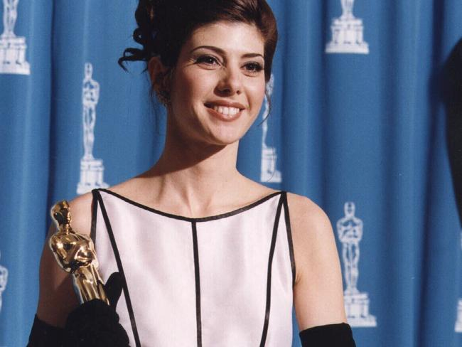 Rumours ... Marisa Tomei has been the focus of unfair gossip about her Academy Award win