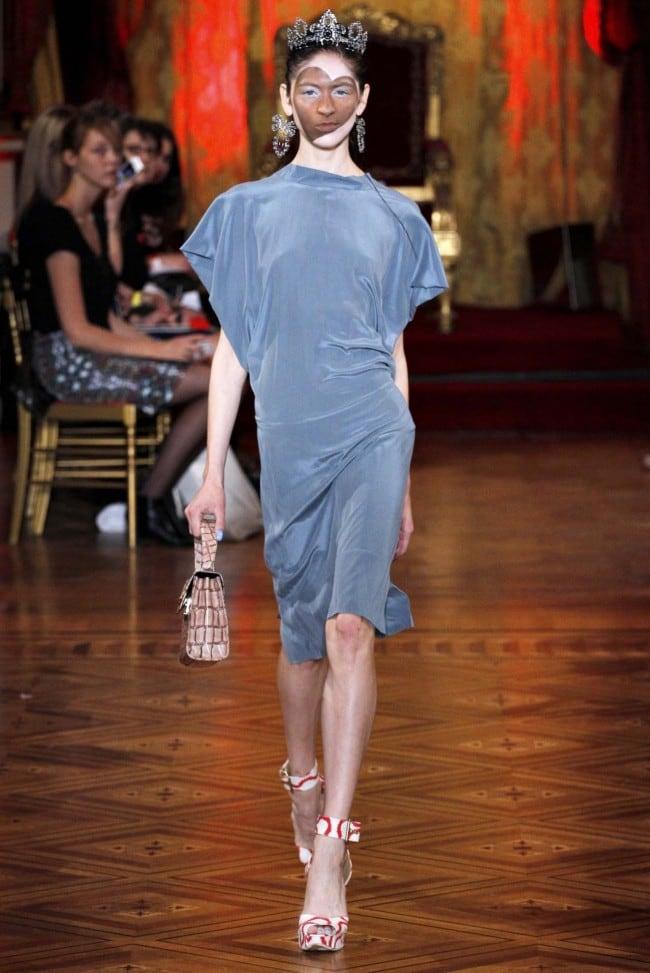 Vivienne Westwood Ready-to-Wear S/S 2013