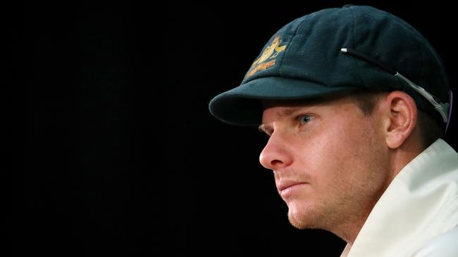 Steve Smith admitted he had some tough nights as debate over his follow-on decision raged.