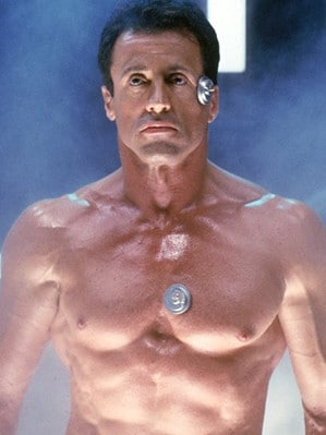 Sylvester Stallone. Picture: Supplied
