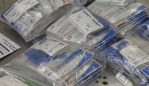 Hundreds of dodgy test kits have been seized by border force officials, according to reports. Picture: Supplied