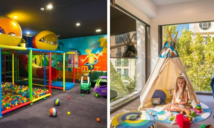 The coolest family friendly hotels in Australia