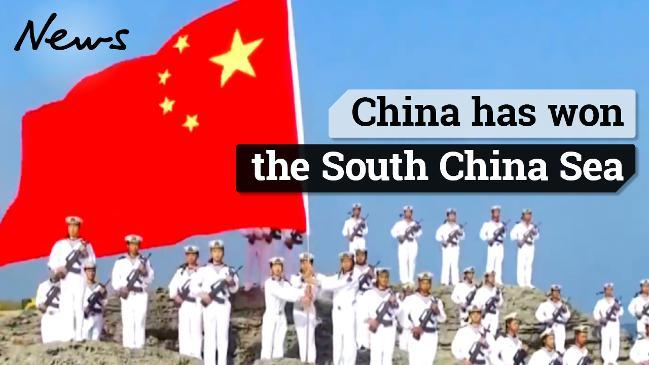 China has won the South China Sea