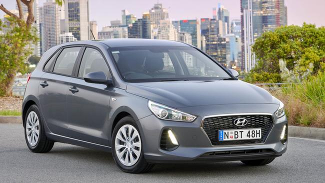 The Hyundai i30 Go has the same size engine as the Kona, but it produces more power.