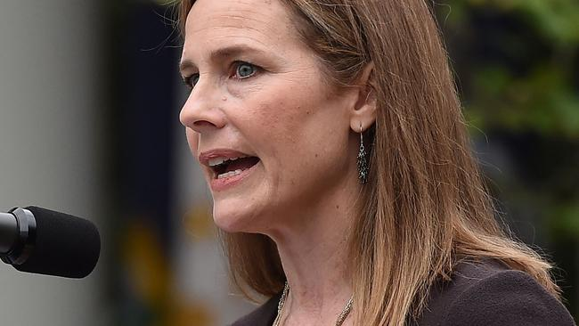 Amy Coney Barrett: Donald Trump's Supreme Court nominee attacked over personal views – NEWS.com.au