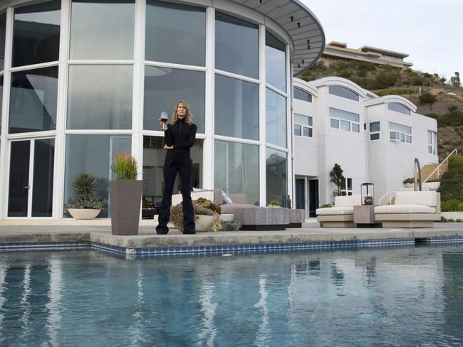 Serious house envy. Picture: Hilary Bronwyn Gayle/HBO