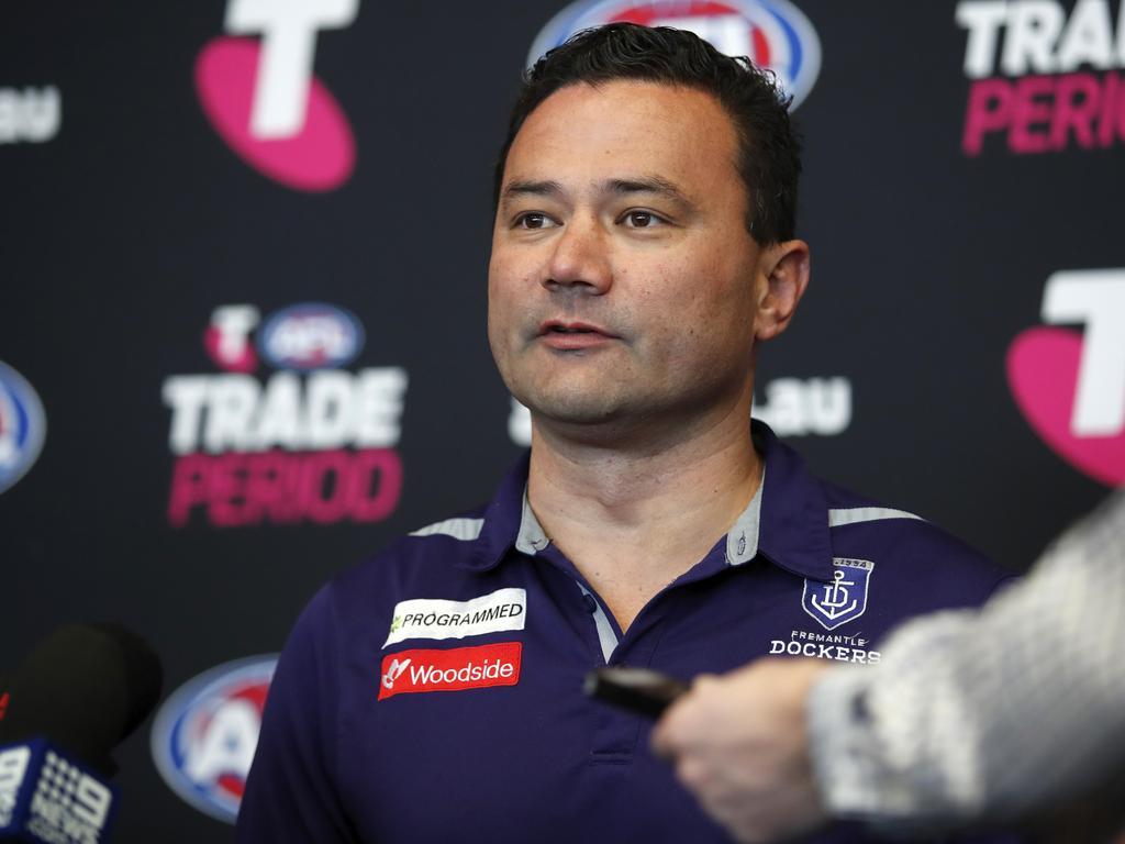 2019 AFL Trade Period Begins