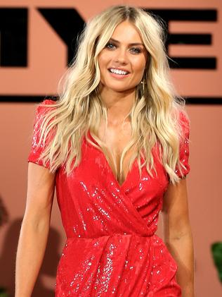 Elyse Knowles is the newest ambassador for Myer. Picture: Toby Zerna