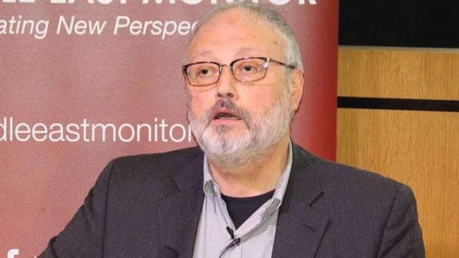Missing Saudi journalist Jamal Khashoggi hasn't been seen since October 2, when he went into the Saudi consulate in Istanbul to sort out marriage paperwork.