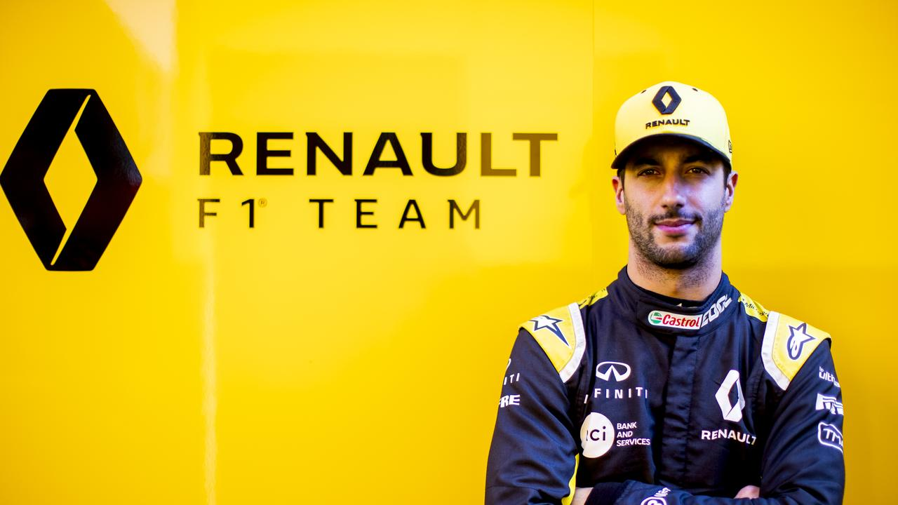 Ricciardo's two-year deal will see him reportedly earn almost three-times the amount he would have with Red Bull, and make him F1's third-highest earner.