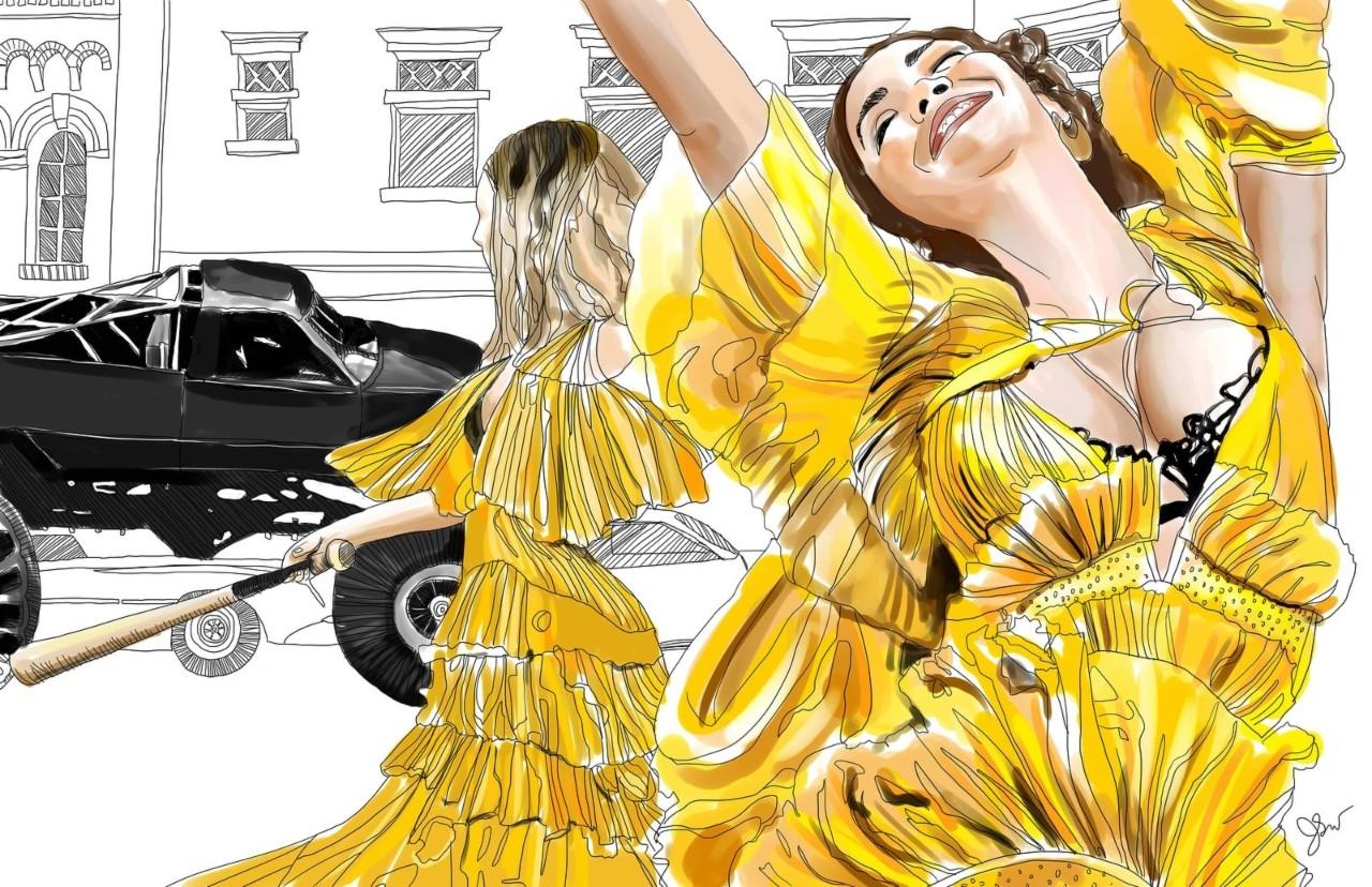 beyonc s lemonade is now a colouring book vogue australia rh vogue com au Beyonce Coffee Table Book Kate Moss Coloring Book