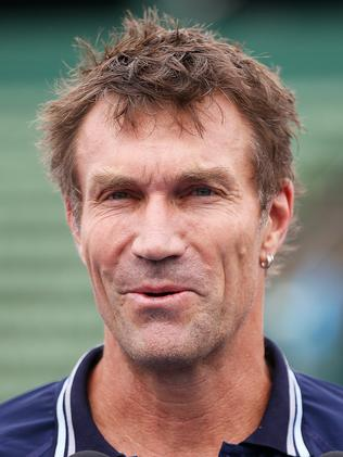 The tennis champ says he was shocked by the situation in the NT.
